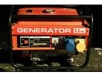 Generator, petrol