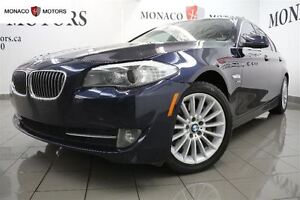 2011 BMW 5 Series 535i XDRIVE AWD LUXURY PKG NAV BLEUTOOTH