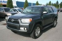 2011 Toyota 4Runner 4WD V6 SR5 7 PASSAGERS**CUIR + TOIT + PEA 20
