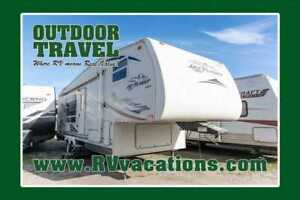 2007 Jayco JAY FLIGHT 275RKS