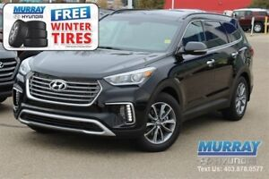 2018 Hyundai Santa Fe XL LUXURY AWD *FREE WINTER TIRES *