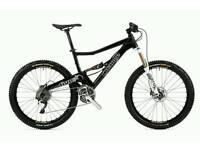Orange 5 five mountain bike 16.5 inch frame great condition, Kona specialized 661 510 fox raceface