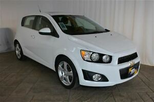 2014 Chevrolet Sonic LT, PWR SUNROOF, 17 INCH ALLOY RIMS