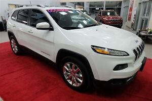 2016 Jeep Cherokee LIMITED 4X4+TOIT PANO+CUIR+CAMÉRA