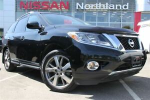 2014 Nissan Pathfinder Platinum/Leather/Heated Seats/Bluetooth