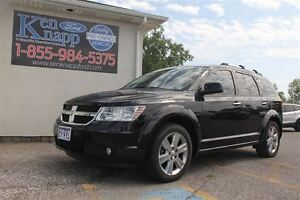 2010 Dodge Journey R/T   AWD   LEATHER   SUNROOF