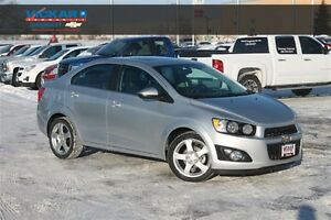 2016 Chevrolet Sonic LT *remote start* Heated seats* sunroof*