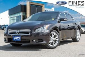 2013 Nissan Maxima SV - LEATHER, ROOF, NAVI, WINTER TIRES!