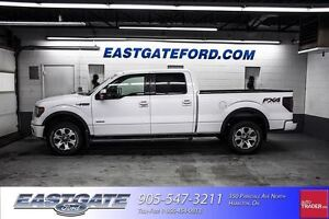 2012 Ford F-150 FX4 Ecoboost