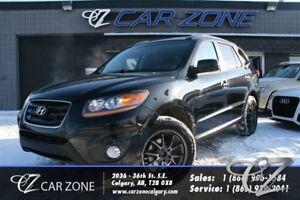 2010 Hyundai Santa Fe Limited 3.5 ALL WHEEL DRIVE, EASY LOANS