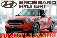 2012 MINI Cooper S Countryman ALL4 4X4 CUIR TOIT OUVRANT MAGS