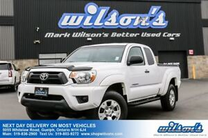2012 Toyota Tacoma EXT CAB 4X4 TRUCK! RUNNING BOARDS! TONNEAU CO