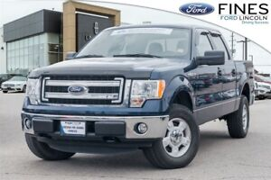 2014 Ford F-150 XLT - SOLD! FORD CERTIFIED RATES FROM 1.9% APR