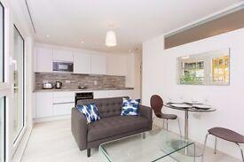 A designer furnished luxury studio suite apartment in Nyland Court - KJ