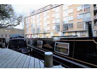 57ft Narrow Boat. Wenlock Basin