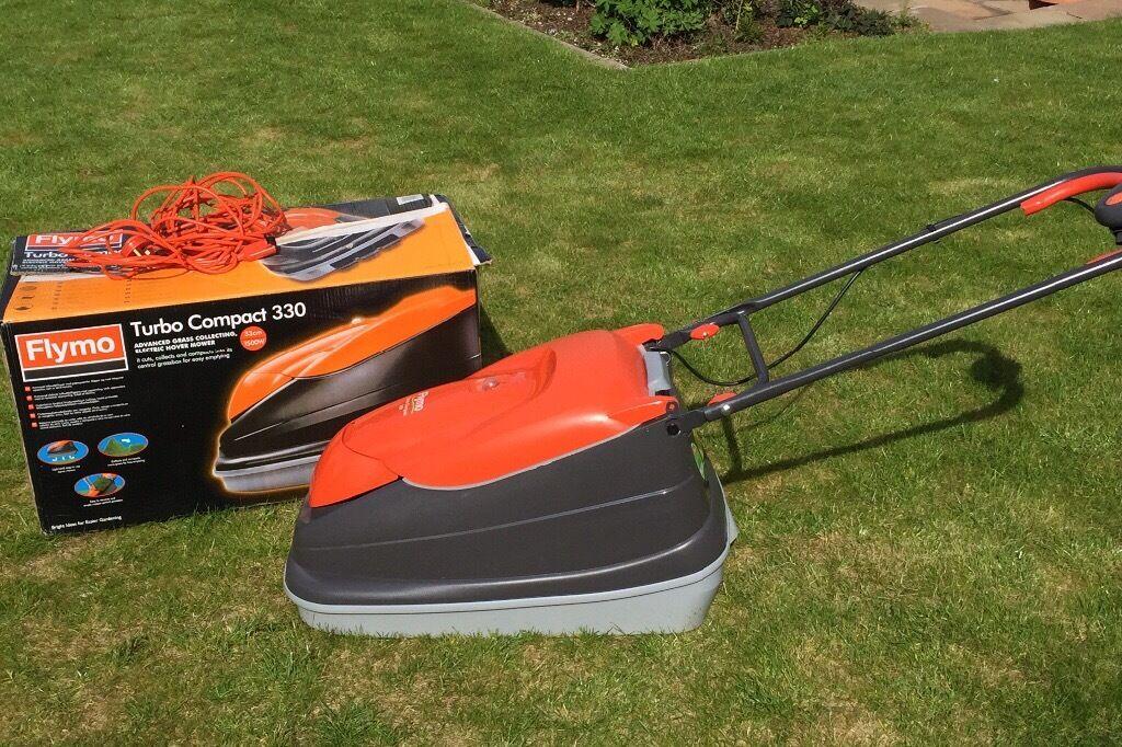 Flymo Turbo Compact 330 Lawn Mower For Sale In Edinburgh