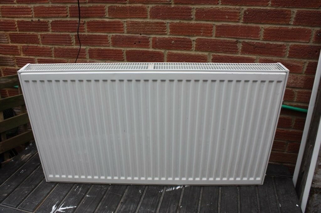 Central Heating Double Radiator - Type 22 - 1100 x 600 | in ...