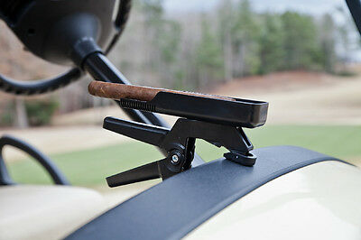 NEW! Perfecto Cigar Holder Minder Clip Clamp Golf Cart Boat
