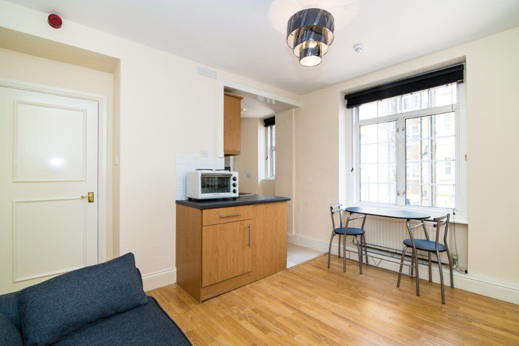 STUDIO SUITE IN THE HEART OF CENTRAL LONDON, MARBLE ARCH! FURNISHED, NOT TO BE MISSED.