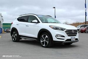 2017 Hyundai Tucson SE! TURBO! LEATHER! SUNROOF! WARRANTY