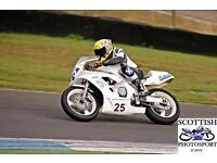 Yamaha FZR 400 Race Bike