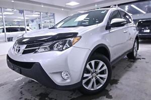 2013 Toyota Rav4 Limited   - $191.44 B/W - Low Mileage