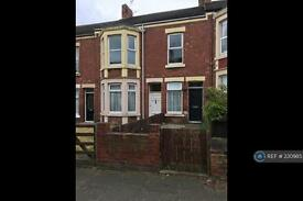 3 bedroom flat in Cambridge Ave, Whitley Bay, NE25 (3 bed)