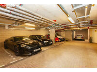 Gated Underground Parking for rent - 2 mins from Bermondsey Tube station