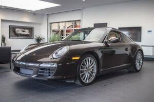 2009 Porsche 911 Targa 4S PDK