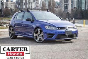 2016 Volkswagen Golf R 2.0 TSI, low kms, one owner, no accidents