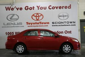 2011 Toyota Corolla SINGLE OWNER LOW MILEAGE CE London Ontario image 3