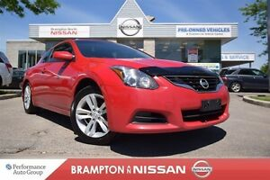 2011 Nissan Altima 2.5 S Coupe *heated seats, sunroof, key-less*