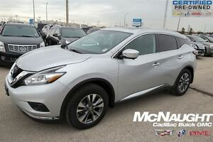 2015 Nissan Murano SL | Nav | Heated leather | Sunroof