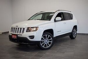 2014 Jeep Compass 4x4 Limited Limited | White | 4x4 |