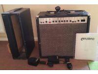 Carlsbro Sidewinder 60W all valve tube guitar amp amplifier combo