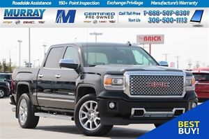 2015 GMC Sierra 1500 Denali*NAV SYSTEM*SUNROOF*HEATED SEATS*