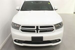 2016 Dodge Durango R/T|AWD|7 Pass|Nav|Htd. Leather