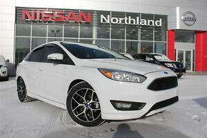 2015 Ford Focus SE/ Sport Package/ Bluetooth