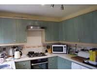 Paula Rossa Kitchen Cupboards Good Condition