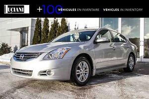2012 Nissan Altima 2.5 S (CVT) 7 years extended Warranty !