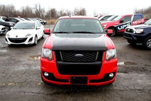 2010 Ford Explorer Sport Trac Limited ADRENALINE CERTIFIED & E-T