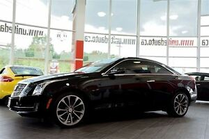 2015 Cadillac ATS 2.0T Turbo Performance