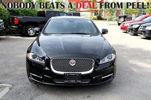2014 Jaguar XJ SUPERCHARGED PORTFOLIO CERTIFIED & E-TESTED!**SUM