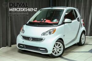 2016 smart fortwo electric drive passion ELECTRIQUE / Bancs Chau