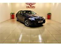 BMW 5 SERIES 3.0 525d M Sport 4dr NO DEPOSIT NEED - DRIVE AWAY (grey) 2010