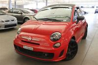 2013 Fiat 500 SPORT TURBO 2D Hatchback