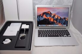 APPLE MACBOOK AIR 11INCHES 1.3GHZ i5-4GBRAM-128SSD-2013 MODEL ALL BOXED PLEASE CALL 07707119599