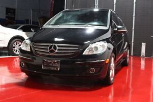 2007 Mercedes-Benz B-Class CERTIFIED/E TESTED/ LOW KM