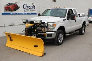 2014 Ford F-250 Chasse neige