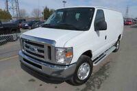 2014 Ford Econoline Cargo Commercial E-250